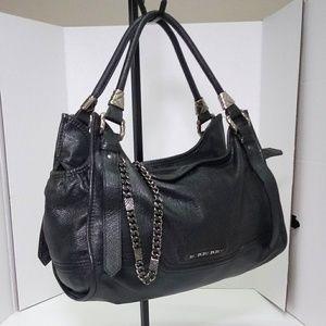 Burbury Authentic Leather Handbag